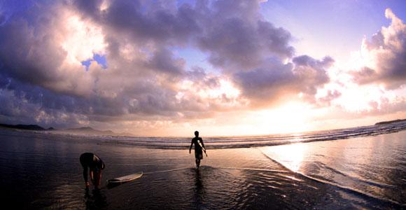 サーフィン画像